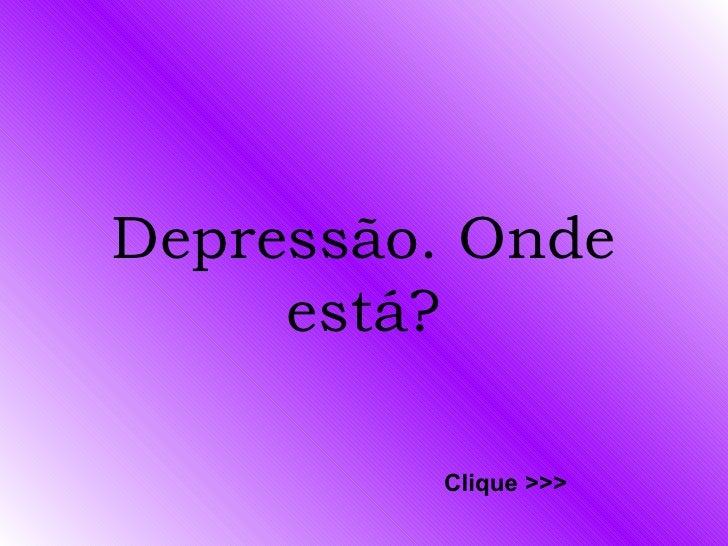 A cura para_a_depressao