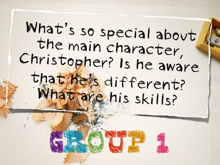 A Curious Incident Discussion Leading