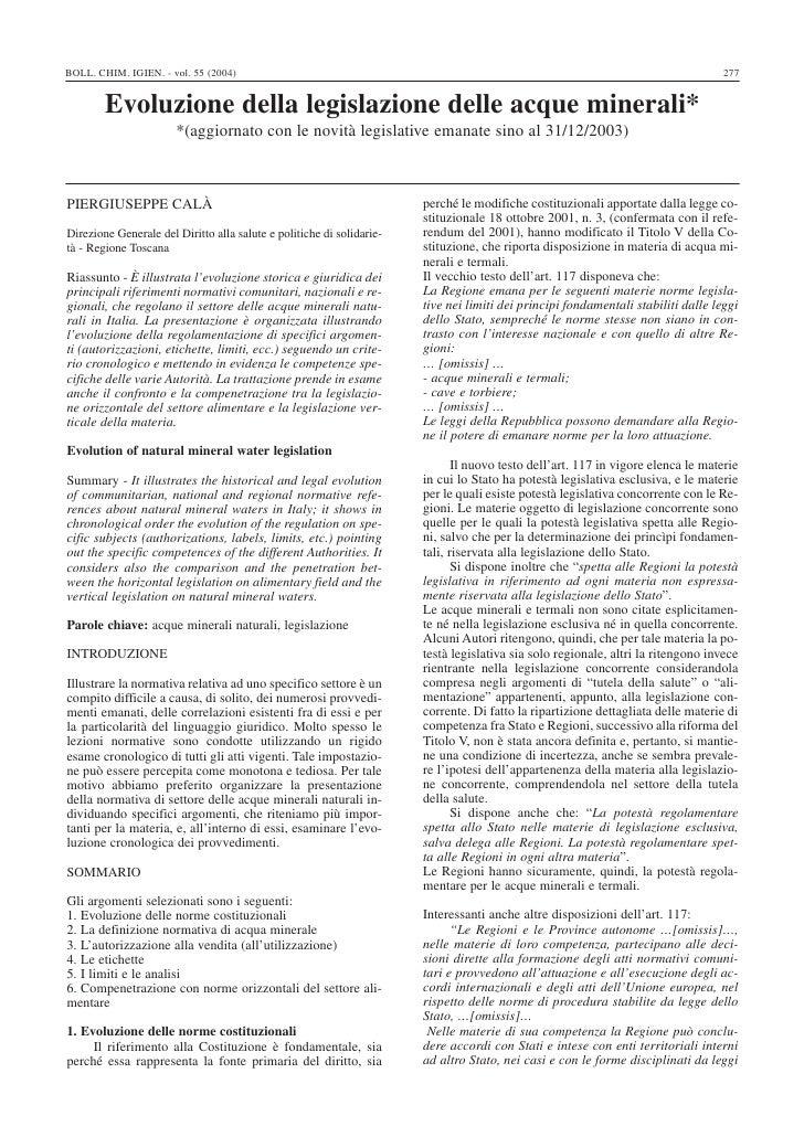 BOLL. CHIM. IGIEN. - vol. 55 (2004)                                                                                       ...