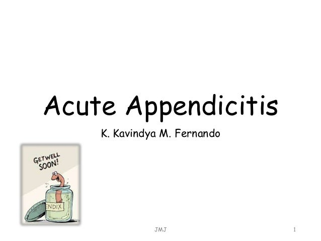definition of appendicitis not appendicitis