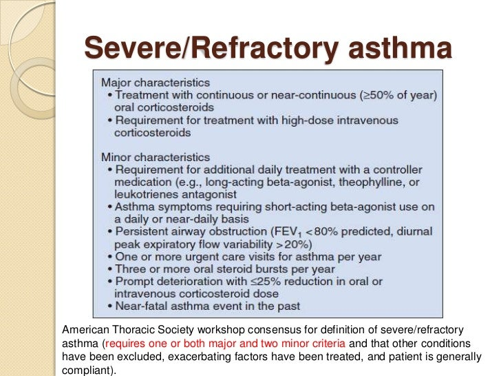 88290212 acute asthma 2 Notably, among the approximately 4,210 asthmatic patients who die from acute  asthma annually in the us, the majority (approximately 2/3) still occurs outside.