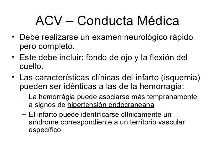 ¿ que es un ACV ...??