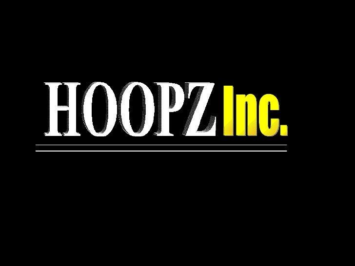 HOOPZ Inc.