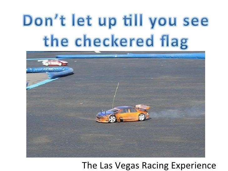 The Las Vegas Racing Experience