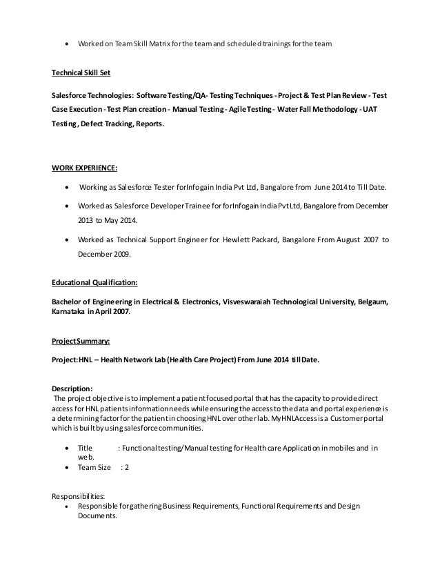 user acceptance testing resume sample standimagine gq