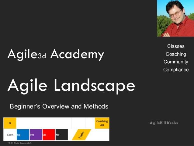 AD090 - Agile Landscape