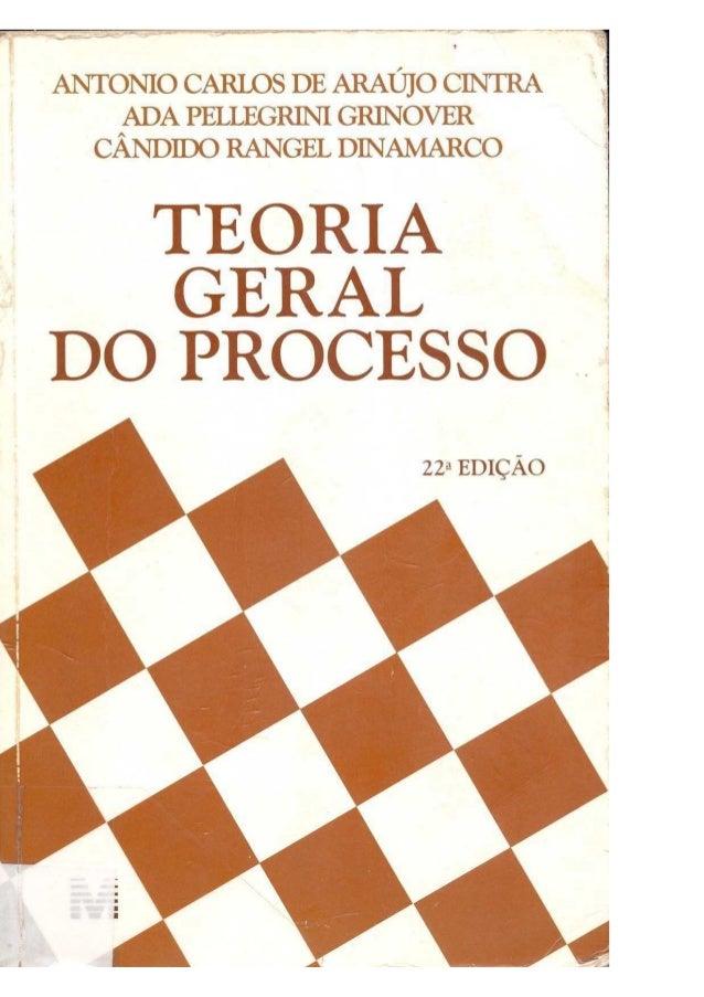 Ada pelegrini-grinover-antonio-carlos-de-araujo-cintra-candido-rangel-dinamarco-teoria-geral-do-processo-2006