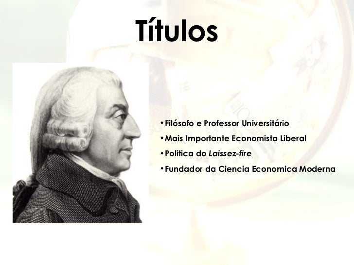Títulos <ul><li>Filósofo e Professor Universitário  </li></ul><ul><li>Mais Importante Economista Liberal </li></ul><ul><li...