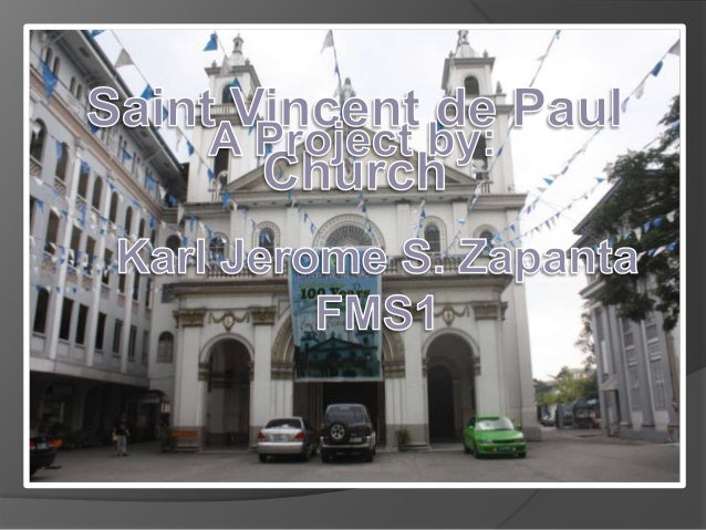 The Church of San Vicente de Paul was originally built as a chapel in 1883 and used as parish church of Paco from 1898 to ...