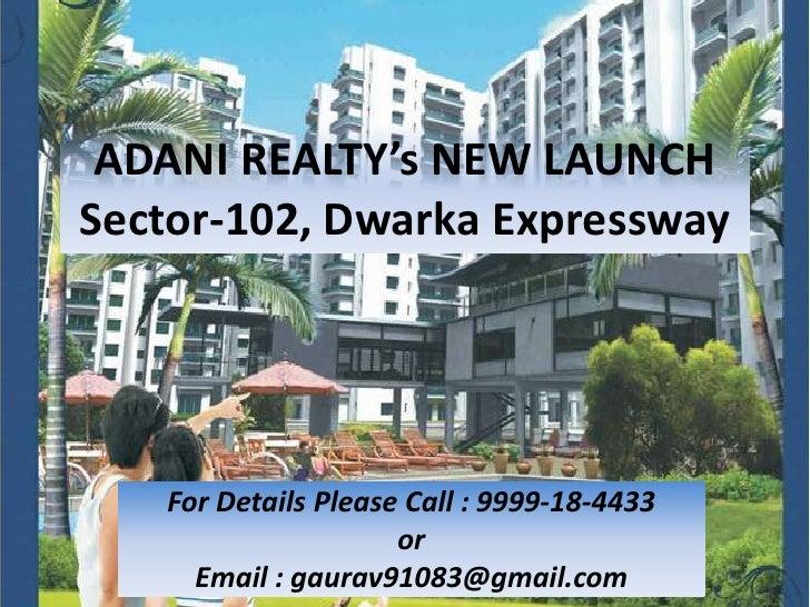Adani New Launch