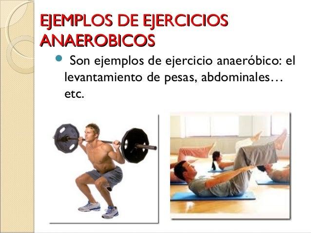 1 Adaptaciones al ejercicio anaerobico