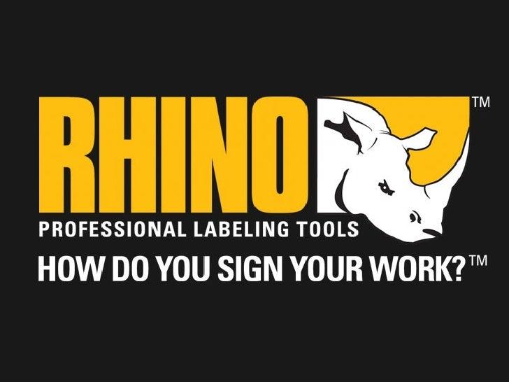 Adapted Rhino 6000 Online Rhino Academy Training Eu