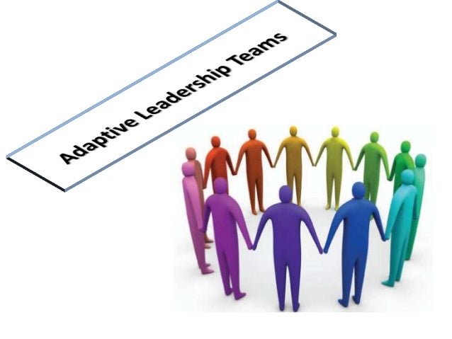 Questions?•   What is a Team?•   What do you mean by Adaptive Leadership Team?•   What are the qualities of a Adaptive Lea...
