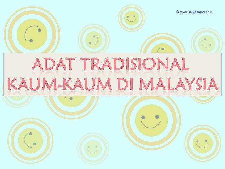Latar Belakang  Masyarakat   Melayu di   Malaysia