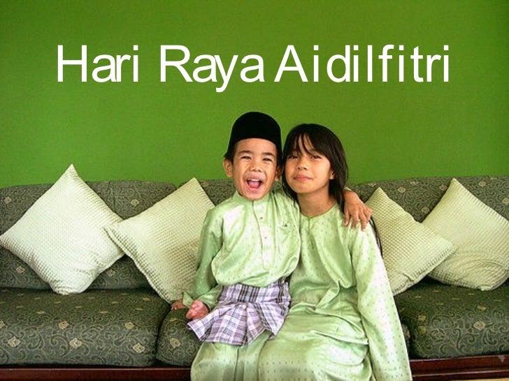 essay spm about hari raya aidilfitri