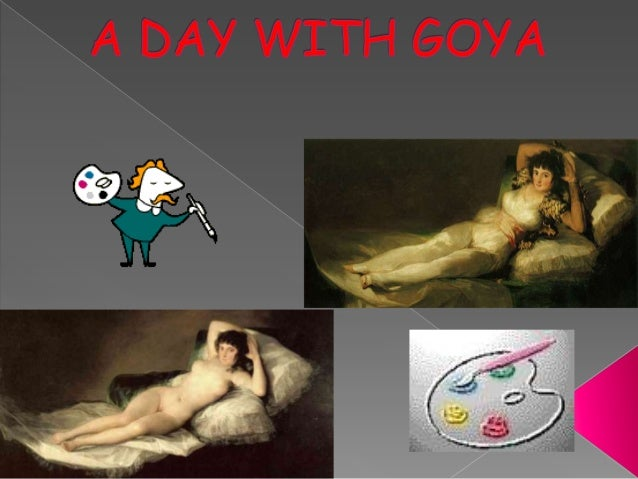 Hello everybody! We interviewed the Spanish painter Francisco de Goya yLucientes, who has risen from the dead to answer my...