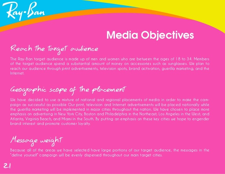 advertising proposal Write an advertising proposal that captures your client's attention and imagination  the proposal should include an overview of what you know.