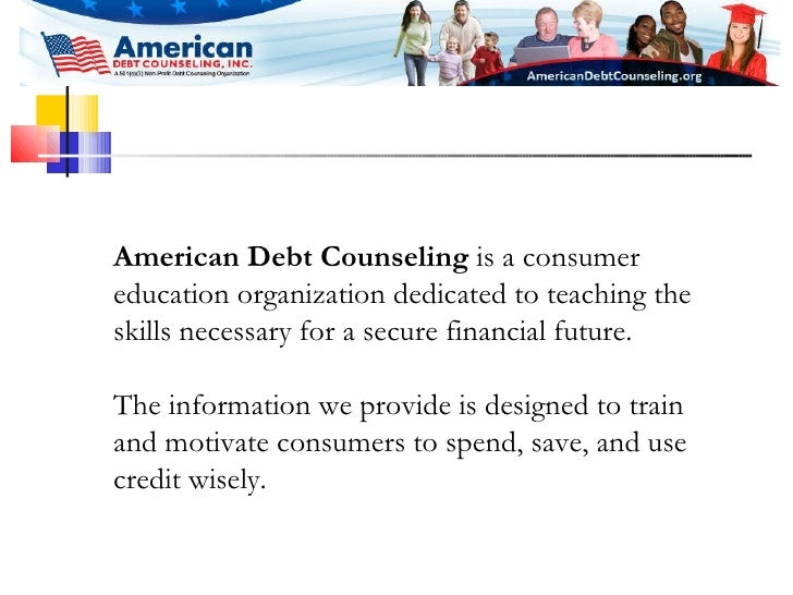 American Debt Counseling Presentation
