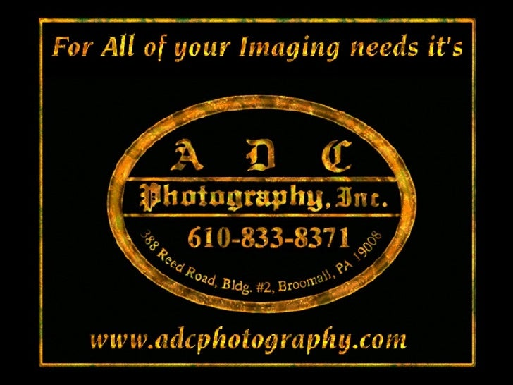 A Small Sample of Photography  by A D C