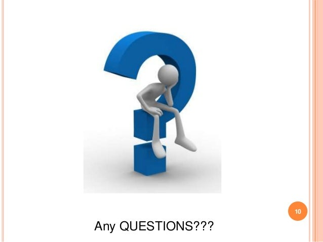 Any Questions Slide Powerpoint Adder ppt Questions Images For Ppt