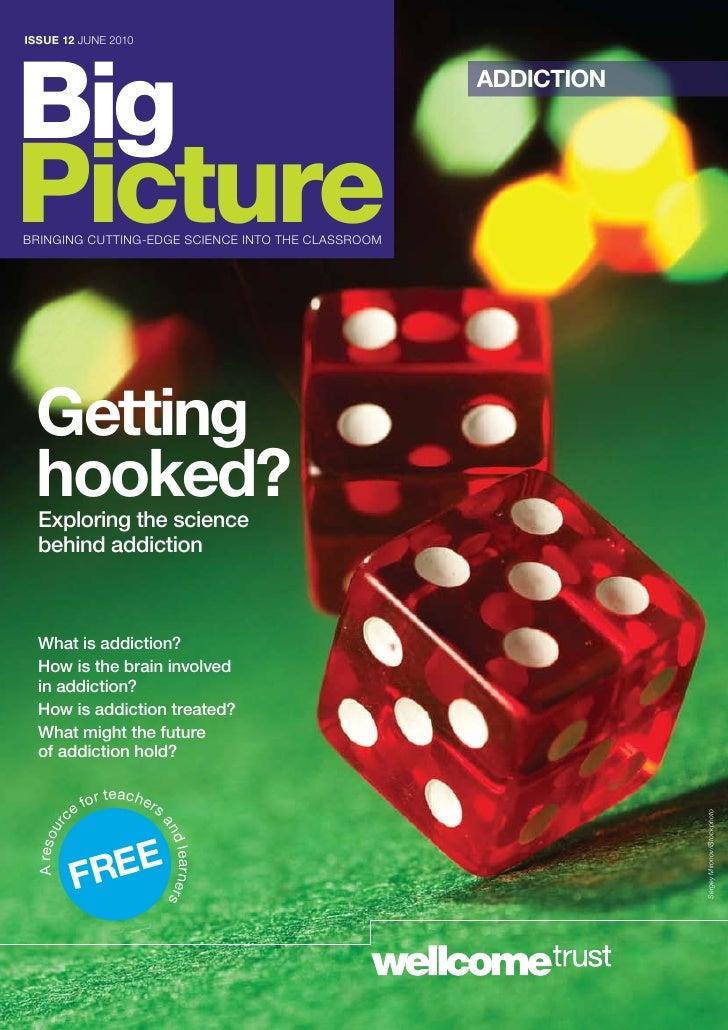 ISSUE 12 june 2010     Big                                                ADDICTION     Picture bringing CuTTing-eDge SCie...