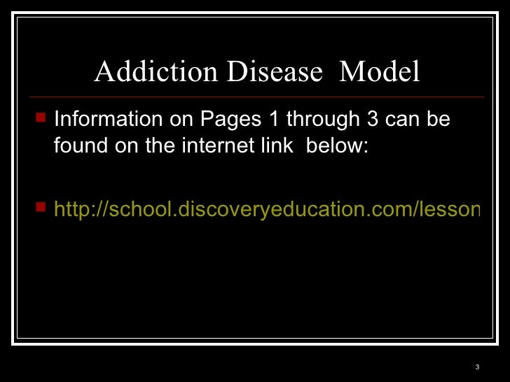 preferred model of adiction Essays - largest database of quality sample essays and research papers on mixed scanning model studymode - premium and free preferred model of adiction.