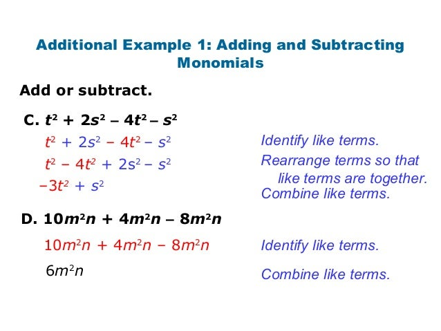 Adding And Subtracting Polynomials on algebra 2 factoring polynomials worksheet 1