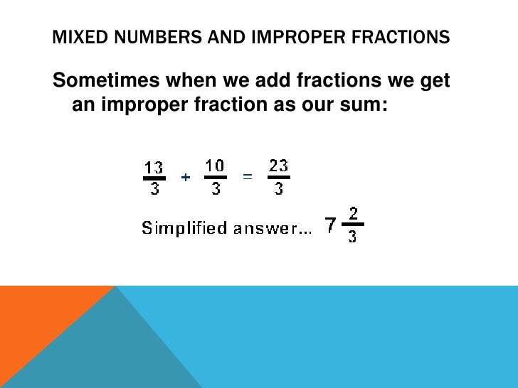 Number Names Worksheets » Adding And Subtracting Fractions With ...