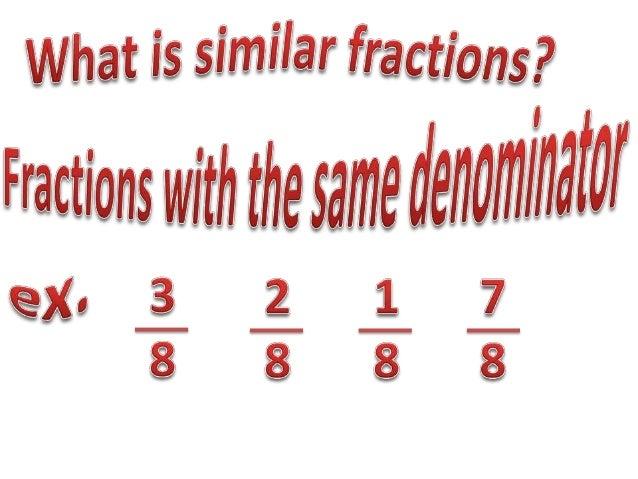 Just add the numerator. Then copy the denominator. ex.