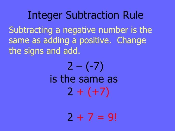 math worksheet : adding subtracting integers : Rules For Adding And Subtracting Integers Worksheet
