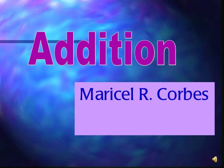 Maricel R. Corbes Addition