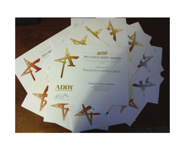 2012 Silver ADDY Award – American Advertising Federation District 7 | 2012 Best of Show Overall |2012 Best of Show Print |...