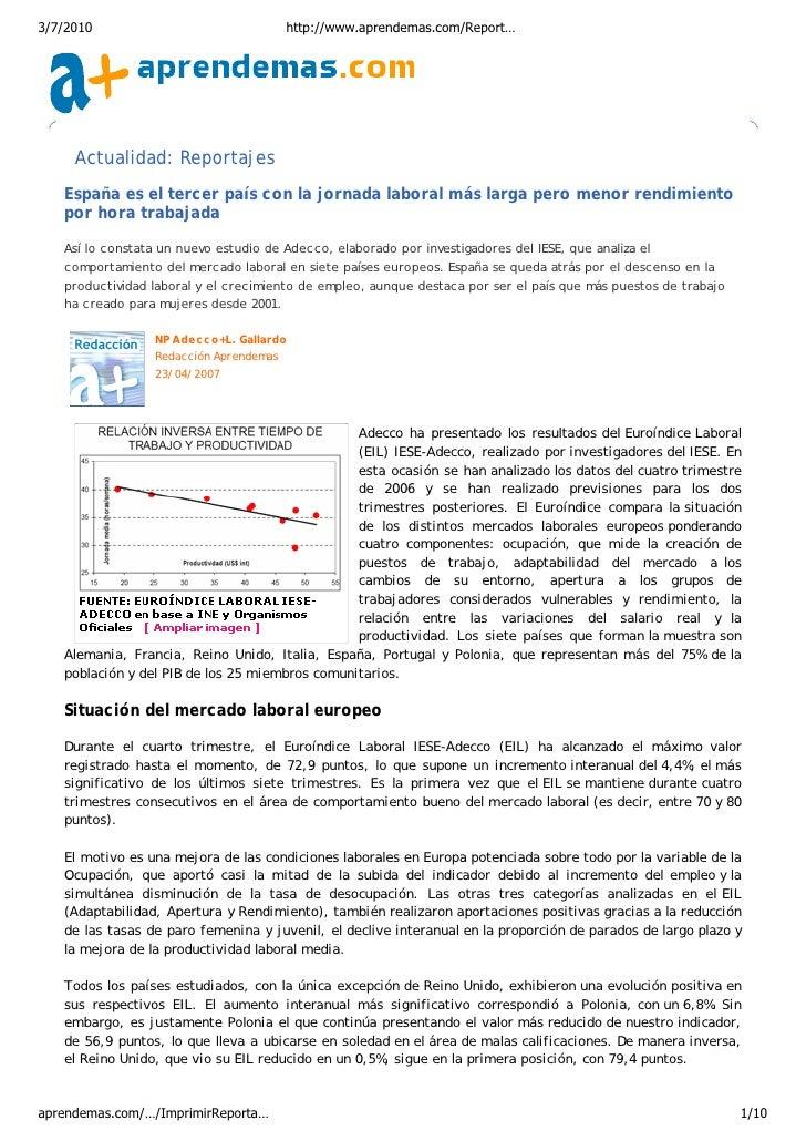 3/7/2010                               http://www.aprendemas.com/Report…          Actualidad: Reportajes    España es el t...