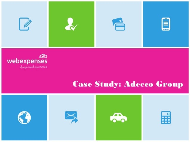 Adecco Group Case Study