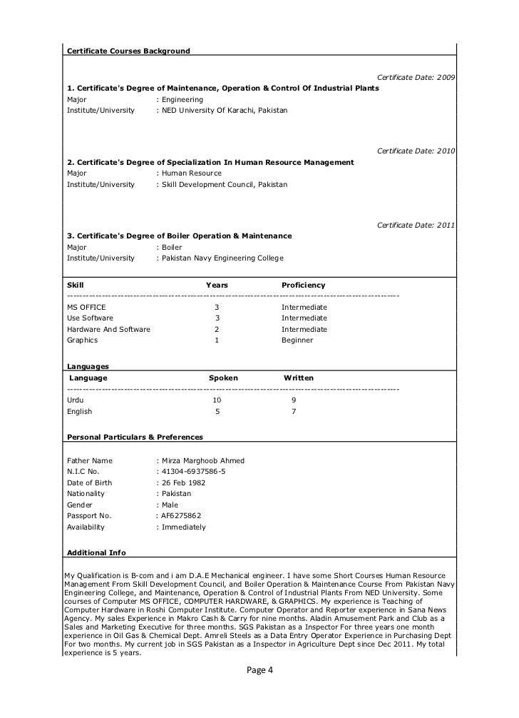 resume objective and gas worksheet printables site