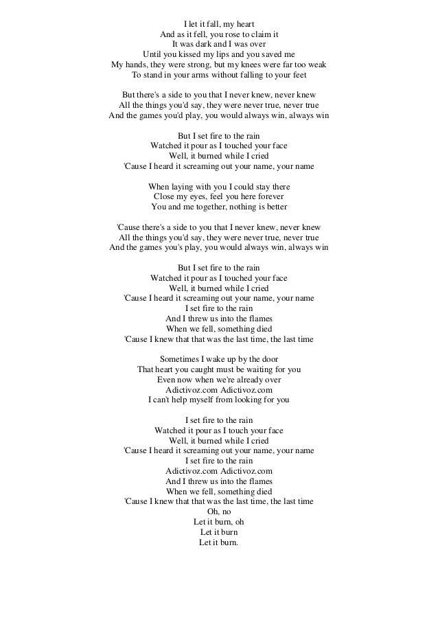 Karaoke Rolling In The Deep Video with Lyrics Adele