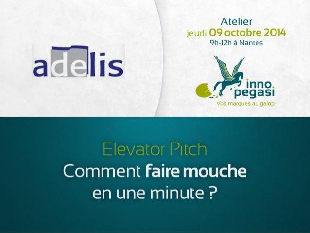 Comment se présenter efficacement en 1 minute ? Elevator Pitch & Recherche d'emploi