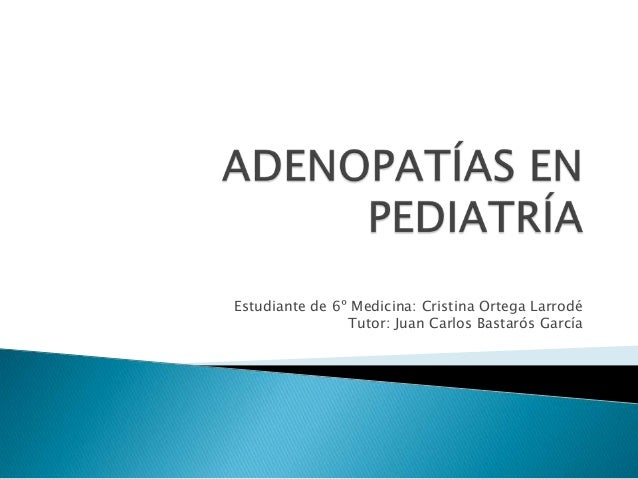 Adenopatias