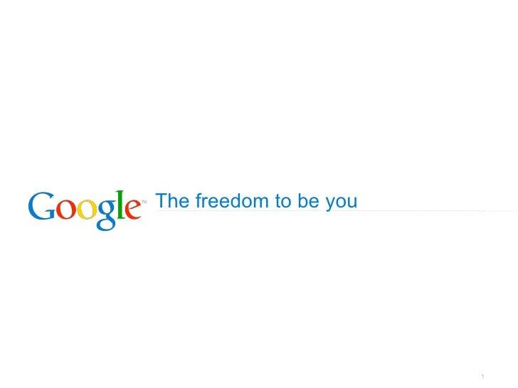 Ade Oshineye  Google
