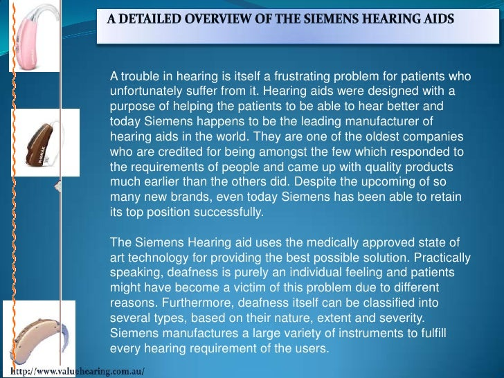 A trouble in hearing is itself a frustrating problem for patients whounfortunately suffer from it. Hearing aids were desig...
