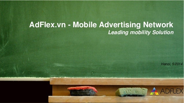 Adflex.vn - Leading Mobility Solutions