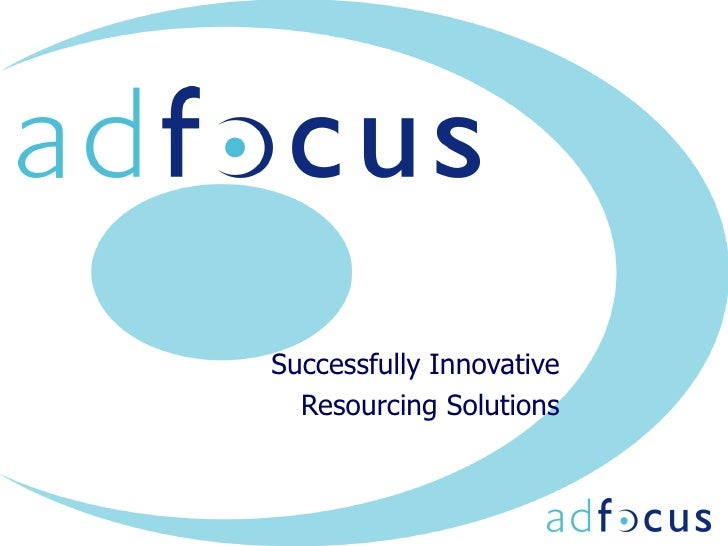 Successfully Innovative Resourcing Solutions