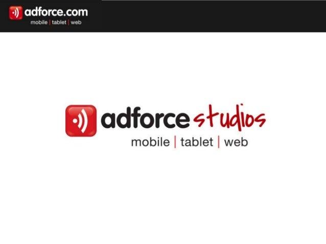 Adforce.com  • Ireland's leading mobile ad sales team. • Ireland's most experienced operations team • Ireland's most exper...