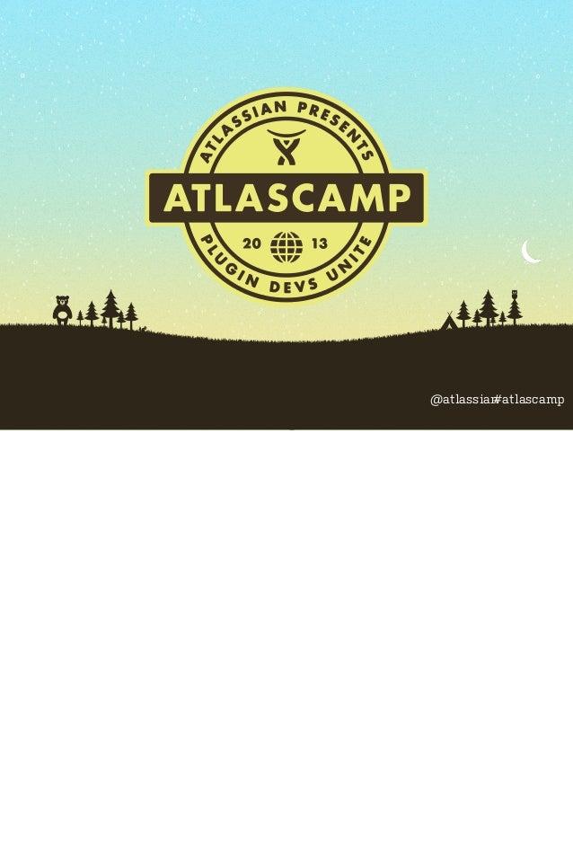 AtlasCamp 2013: ADG / Lean UX