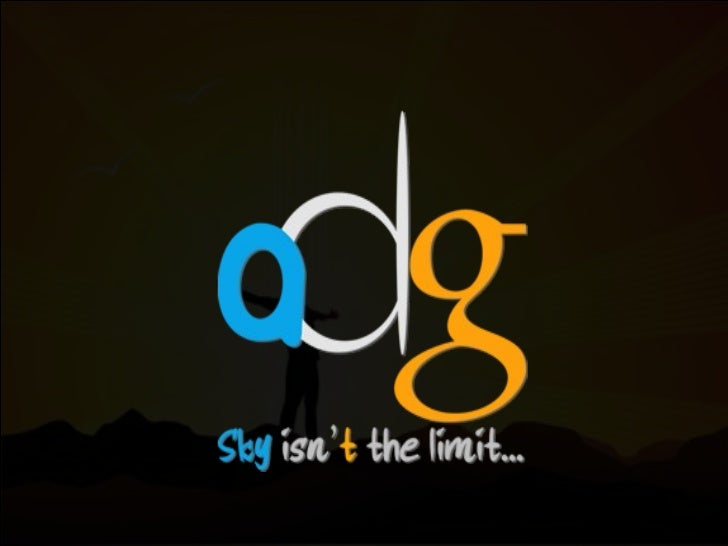 Overview                             •   4+ years experience in creative digitalADG Online Solutions is a        services ...