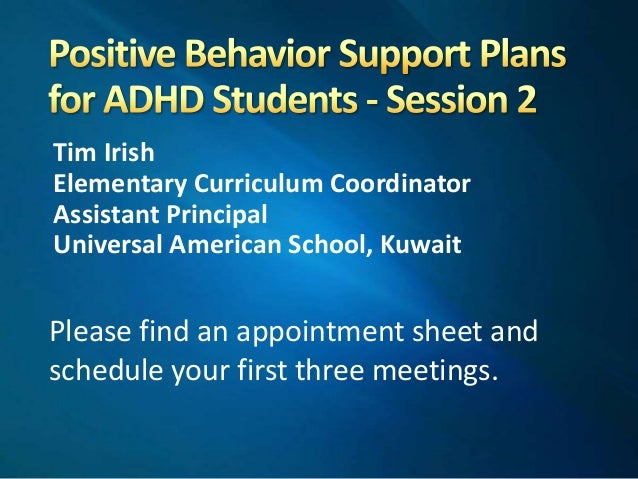 ADHD-Session2