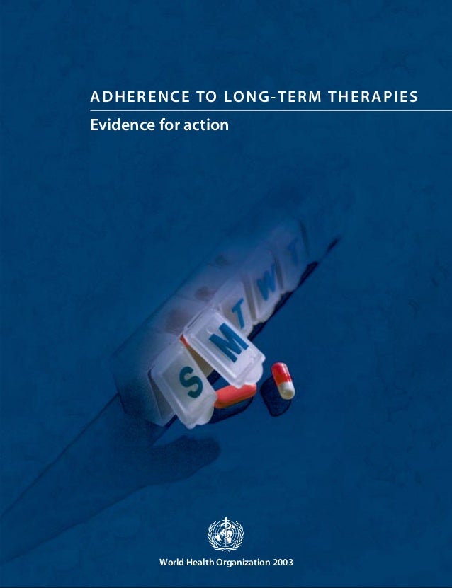Adherence report