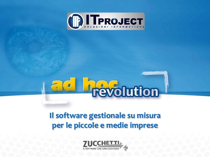Ad Hoc Revolution