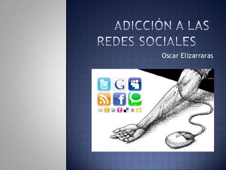 Oscar Elizarraras