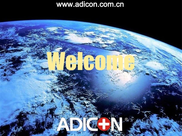 www.adicon.com.cn<br />Welcome<br />